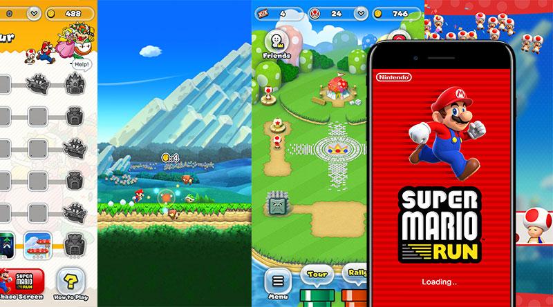 พรีวิวเกม Super Mario Run สนุกมาก แต่ก็กั๊กมากเช่นกัน