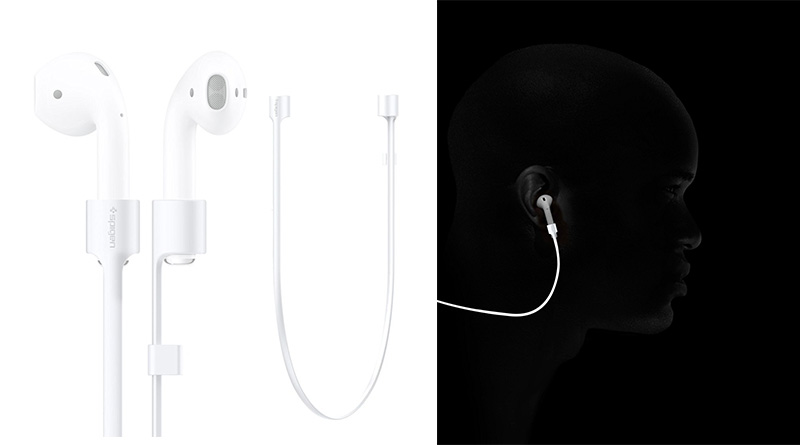 มันคือนวัตกรรม AirPods Strap เปลี่ยนหูฟังไร้สาย ให้กลับมามีสาย