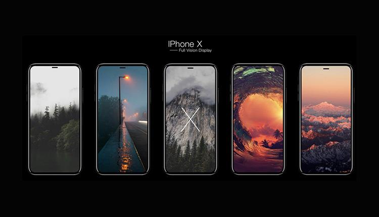ภาพงานออกแแบบ ที่อยากให้เป็น iPhone 8